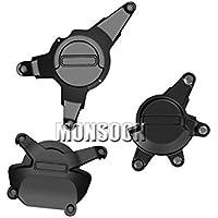 Alternator Engine Crank Case Protector Cover Set For HONDA CBR1000RR CBR 1000RR 2008-2016