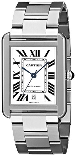 xl silver mens watch - 3