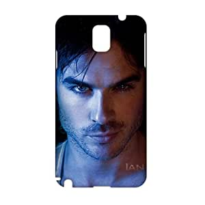 Angl 3D Case CoverIan Somerhalder Vampire Diaries Phone Case for Samsung Galaxy Note3