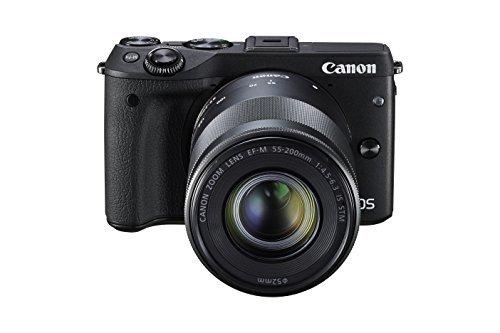 Canon EOS M3 Mirrorless Camera