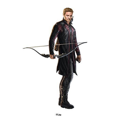 Avengers  Age Of Ultron  2015   8 Inch By 10 Inch  Photograph Hawkeye Holding Bow Casually Smoldering Look Kn