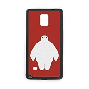 Big Hero Six For Case Samsung Galaxy Note 2 N7100 Cover Back Cover, Protective Snap On Case Skin PC For Case Samsung Galaxy Note 2 N7100 Cover (Laser Technology)