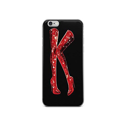 iPhone 6 Case iPhone 6s Case Cases Clear Anti-Scratch Kinky Boots Cover Case for iPhone 6/iPhone 6s, Crystal Clear ()