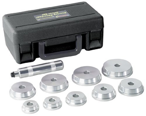(OTC 4507 Bearing Race and Seal Driver Set - 10)