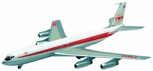 - Minicraft TWA 707-331 1/144 Scale