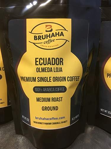 Single Origin Ecuadorian Ground Coffee Sample Pack