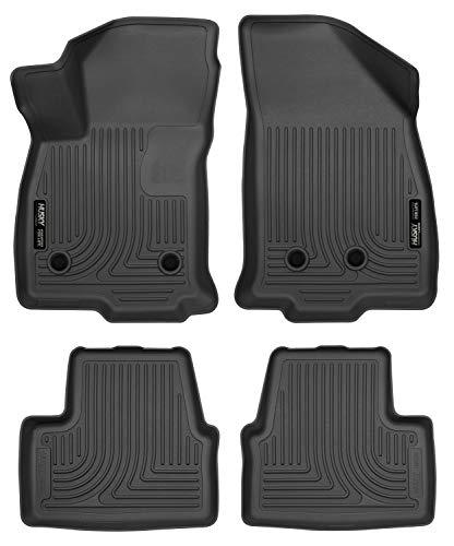 Husky Liners Fits 2016-19 Chevrolet Volt Weatherbeater Front & 2nd Seat Floor Mats