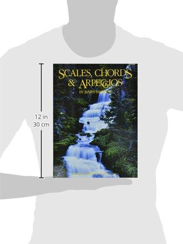 WP249 - Scales, Chords & Arpeggios: James Bastien: 9780849793516 ...