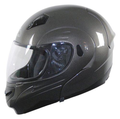 Vega Summit II Modular Helmet (Titanium, ()