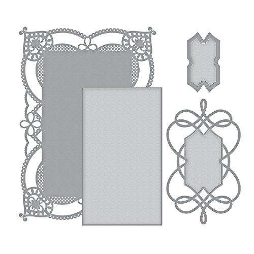 ilities Coralene's Chemise Layering Frame Large Etched/Wafer Thin Die ()