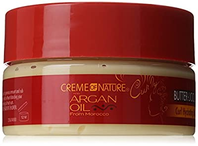 Creme of Nature Butterlicious Hydrating Buttercreme Curler, 7.5 Ounce