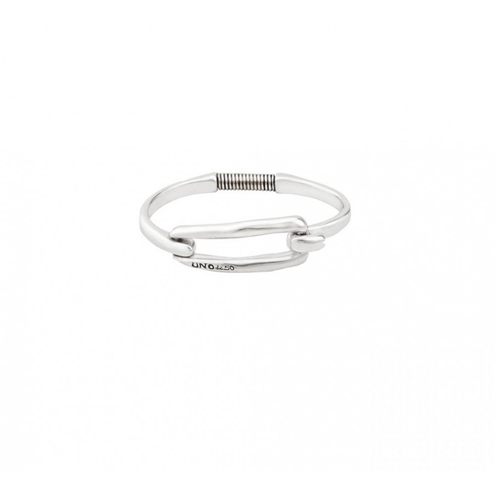 Caña Bracelet One of 50 PUL1721MTL0000L Silver Woman Moored