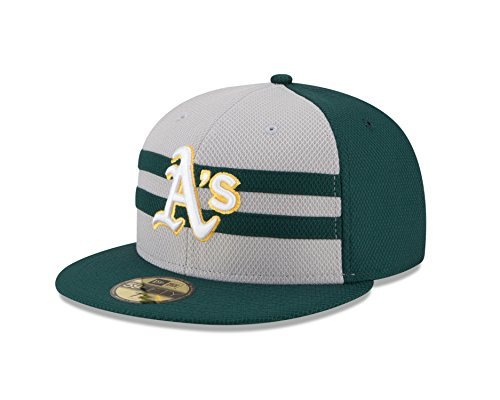 Field Game 59fifty Cap (MLB 2015 All Star Game Oakland Athletics On Field 59FIFTY Fitted Cap-7)