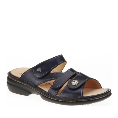 Finn Comfort Womens Ventura-S 82568 Leather Sandals Light Ozean