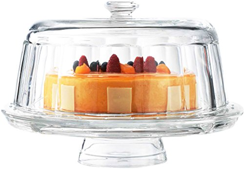 Cake Plate Punch Bowl - 9