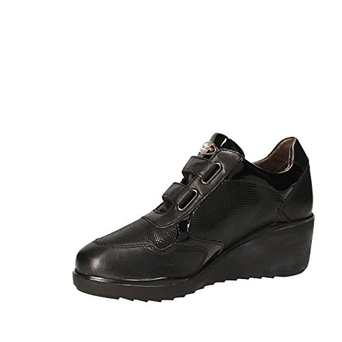 Stonefly Black 000 Woman 109280 Sneakers xXaqC4X