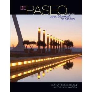 De Paseo, Curso Intermedio De Espanol, Fourth Edition, Ohio State University