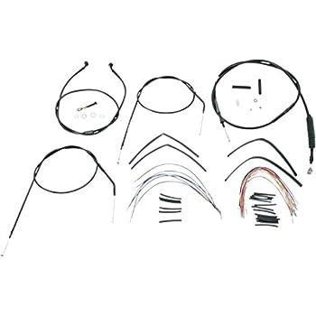 Amazon Com Burly Brand Cablebrake Line Kit For Ape Hangers For