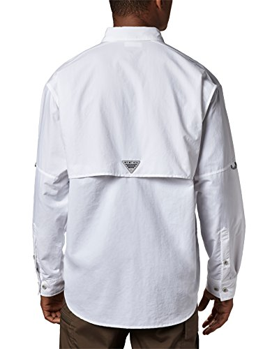 White Sleeve Big Men's Columbia Ii Long Bahama Shirt 0qaZwAvT
