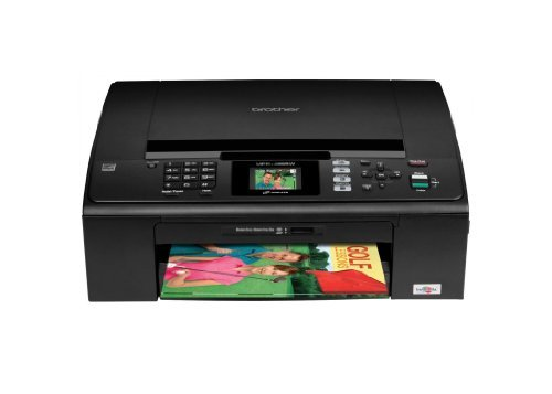 Brother MFC-J630W Wireless All-in-One Printer