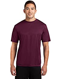 Men's Big & Tall Short Sleeve Moisture Wicking Athletic T-Shirt