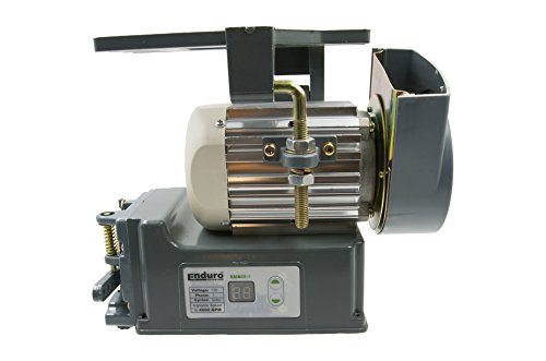 Sewing Machine Motor - Enduro Advantage 110-Volt Single Phase Servo Sewing Machine Motor ()