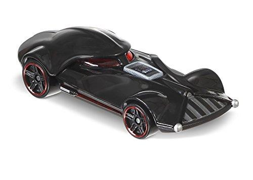 Hot Wheels Star Wars Character Cars 40th New Hope Darth Vade