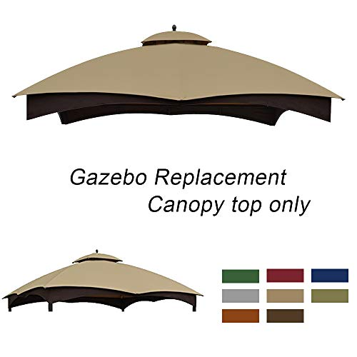 ABCCANOPY Gazebo Replacement Canopy