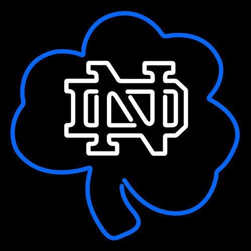 Notre Dame Fighting Irish Neon Sign Fighting Irish Neon