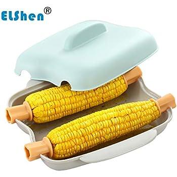 Amazon.com: Lekue – Microondas Cocina De Maíz/maíz Steamer ...