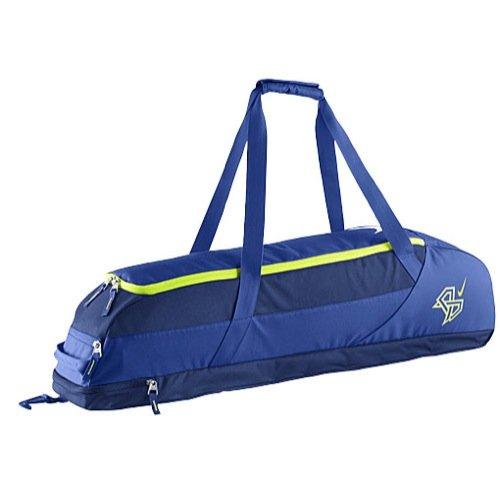 Nike Unisex MVP Edge Bat Bag Blue - Bat Bag Nike