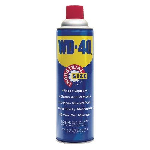 Wd-40 WDC 10116 Wd-40 Lubricant 16 oz Aerosol - Case of 12