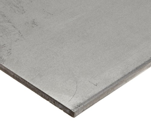 Rolled Hot Finish (304 Stainless Steel Sheet, Unpolished (Mill) Finish, Annealed/Hot Rolled, ASTM A240/ASME SA240, 0.1875