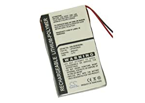 Batería para Palm Tungsten E, 3.7V, 900mAh, Li-Polymer