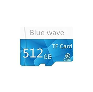 Tarjeta de Memoria Micro SD 512 Go/512 GB + Adaptador High ...