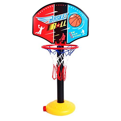 Kinder Tragbaren Basketball Spielzeug Mit Ständer Ball Basketballkorb Spielzeug