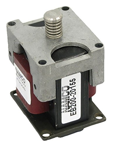 NAMCO EB200-20155 pull-type solenoid with terminal block