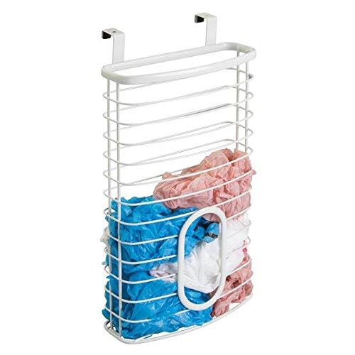mDesign Cabinet Kitchen Storage Plastic