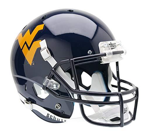 West Virginia Helmet - NCAA West Virginia Mountaineers Replica XP Helmet