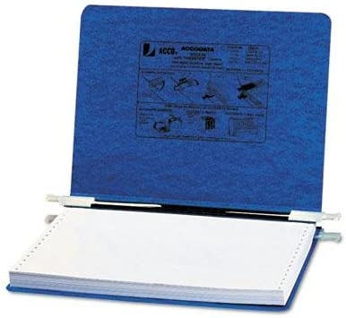 3 Pack Binders /& Binding Systems//Binders Acco Pressboard Hanging Data Binder 12 X 8-1//2 Unburst Sheets Dark Blue Product Category