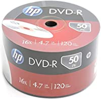 HP DVD 50Lİ 4,7gb-120min 16x SHRİNK