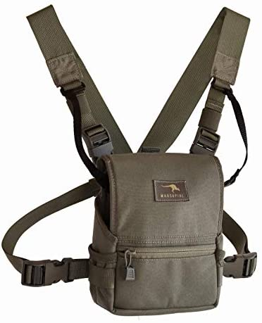 MARSUPIAL GEAR Binocular Pack Foliage Small