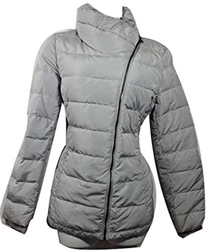 - DKNY Donna Karan New York Brown Down Feather Puffer Jacket XS