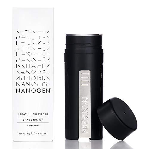 Amazon.com: Nanogen fibras de queratina para el cabello,: Beauty