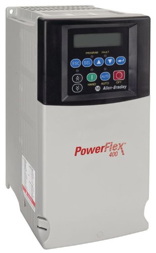 Cat: 22C-D030N103 PowerFlex 400 AC Drive 480VAC 3PH 15KW 30AMP 20HP