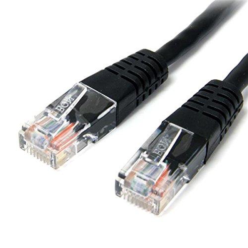 StarTech com Black Molded Patch Cable