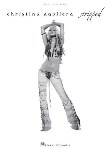 Christina Aguilera - Stripped Songbook (Piano/Vocal/guitar Artist Songbook)