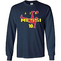 Long Sleeve Lionel Messi FC Barcelona