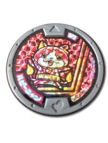 Yokai Watch Ruby Nyan medal