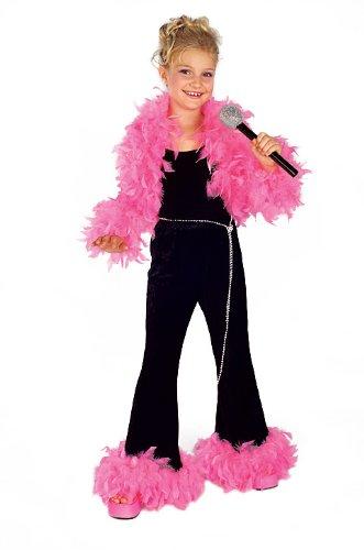 [Glamour Diva Kids Costume] (Kids Rock Star Costumes)